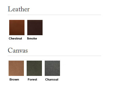 White Wing Color Chart
