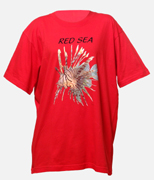 T-shirt - Red Sea Zachron