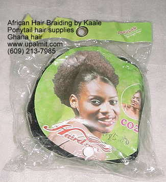 Ponytails hair attachments, afro ponytails, african american hair ponytails.