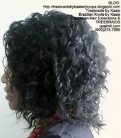 Tree Braids- Individuals with wavy hair, Left2413.