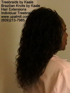 Wavy and curly Individual Treebraids, R114.6.