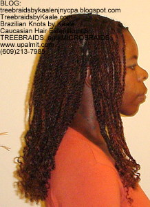 Senegalese Twists, basic style Right3NJ.