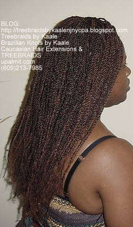 Senegalese Twists- Unique, by Kaale in NJ, Left332.