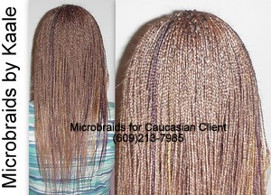 Microbraids and Treebraids by Kaale, Back99.