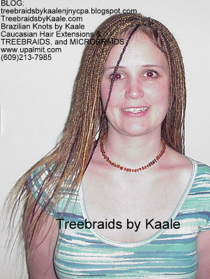 Microbraids and Treebraids by Kaale, Front102.