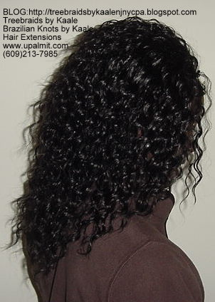 Wavy Tree Braids- Mediumsmall, Right122.