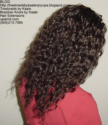 Curly Tree Braids, Right91.