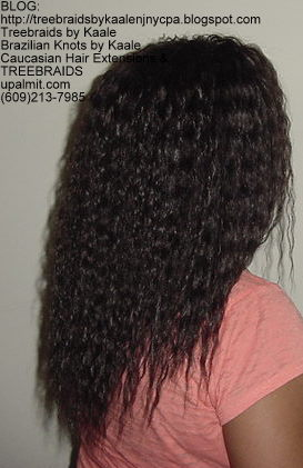 TreeBraids4HairLoss.com- Hair Club For Women at Kaales, Right side.