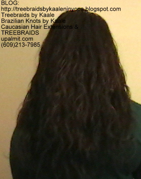 Tree Braids- Cornrows with Body Wave 24in Back2272.