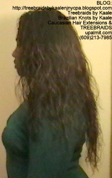 Tree Braids- Cornrows with Body Wave 24in Left2273.