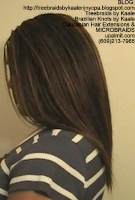 Microbraids by Kaale, Left86.