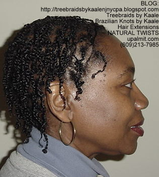 Natural twists with natural kinky, Right3001.