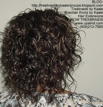 Treebraids by KAALE- Wavy, Back2168.