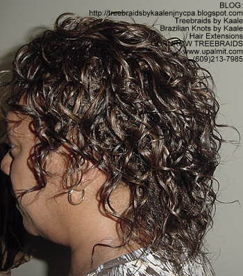 Treebraids by KAALE- Wavy, Left2170.