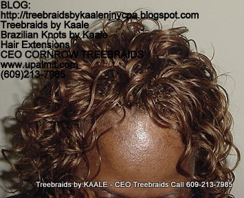 Treebraids by KAALE- Wavy CEO Treebraids, Top2207.