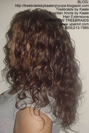 Treebraids by KAALE- Wavy, Left2173.