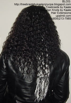 Wavy and Curly Tree Braids- Mediumsmall, Bk148.
