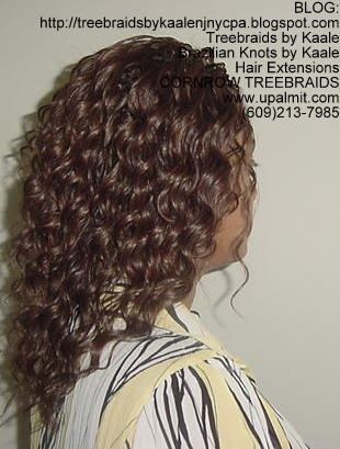 Tree Braids- Tree Braids- wavy human hair Right206.