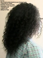 Tree Braids- Cornrows with wavy hair, Right2426.