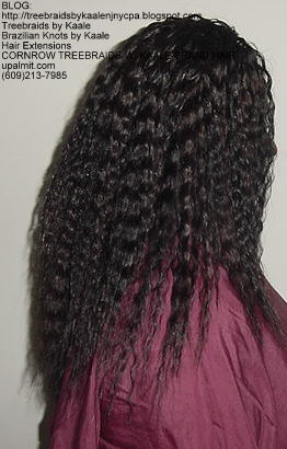 Cornrow Tree Braids KAALE Brand Right162.