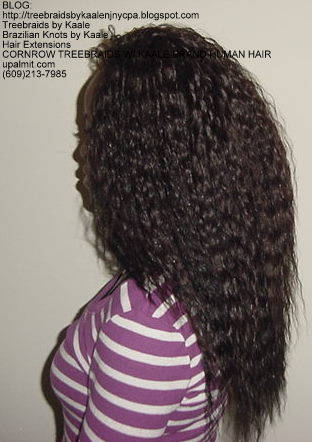 Cornrow Tree Braids KAALE Brand Right169.