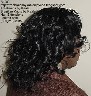 Curly Tree Braids, Right139.