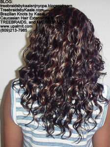 Tree Braids by Kaale, cornrow treebraids in curly A6Bk2013.