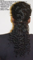 Tree Braids by Kaale- Individual Treebraids with wavy hair MilBack.