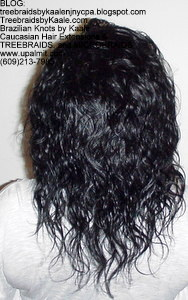Tree Braids by Kaale- Remy Hair Sales Indian remy body wave 18 inches Back.
