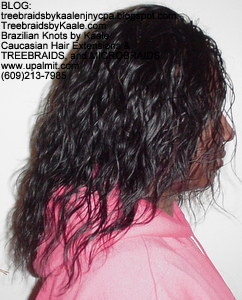 Tree Braids by Kaale- Remy Hair Sales Indian remy natural wave bulk 18