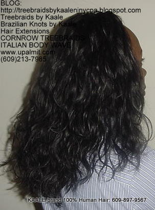 Treebraids by KAALE- Italian Body Wave, Right2199.