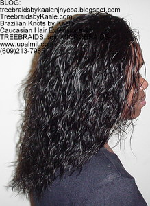 Tree Braids by Kaale- cornrow treebraids using pure Brazilian Remy Body Wave Right31913.