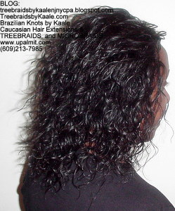 Tree Braids by Kaale- Individual Treebraids with wavy hairRight2258.
