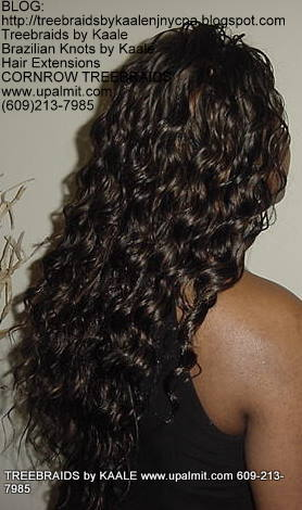 Treebraids by KAALE- Wavy, Right2182.
