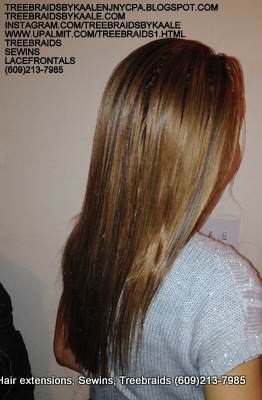 Treebraids color 30 R.