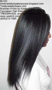 Tree Braids by Kaale- traditional cornrow treebraids done very small Right42813.