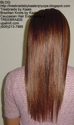 Tree Braids- Straight Bk2234.