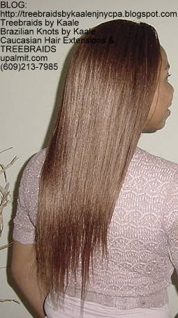 Treebraids- Small size, with straight hair Rightt2161.