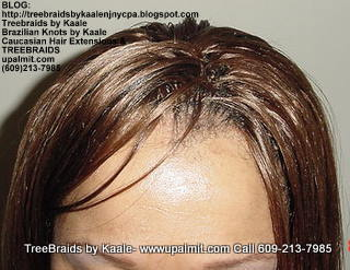 Tree Braids- Straight- with bang Top2238.