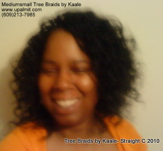 Curly Tree Braids- Mediumsmall, Top 3.