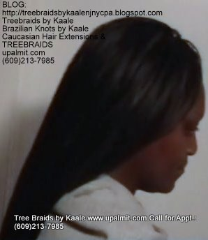 Tree Braids Individuals, straight- Right2288.