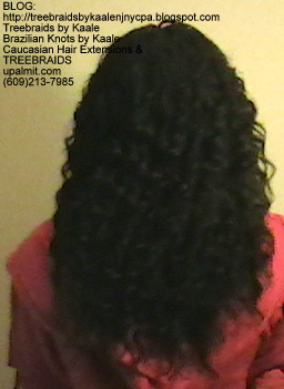 Microbraids by Kaale, Back77.