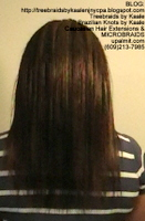 Microbraids by Kaale, Back85.