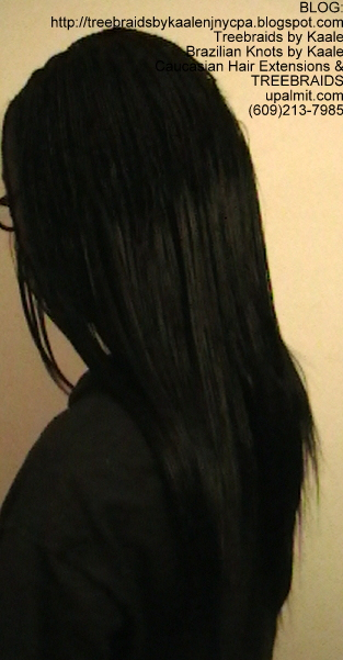 Microbraids by Kaale, Left82.
