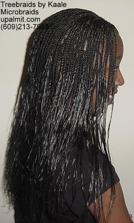 Microbraids, Right18.