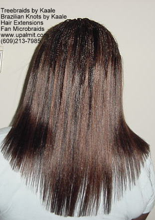 Microbraids, also spelled Micro Braids, Bk19.