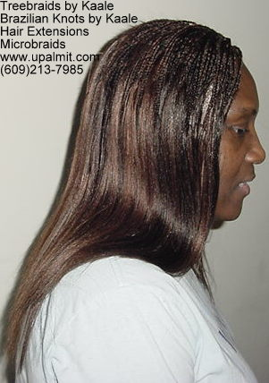 Microbraids, also spelled Micro Braids, R19.