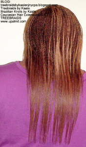 Microbraids by Kaale, Back93.