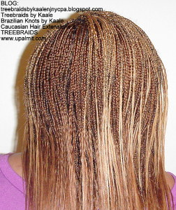 Microbraids by Kaale, Back94.
