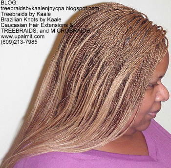 Microbraids by Kaale, Right97.
